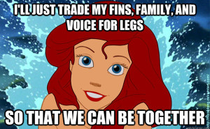 The Little Mermaid Funny Memes