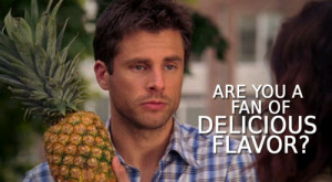 Psych Pineapple Quotes He also likes pineapple a lot,