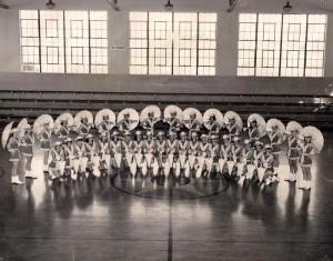 Waxahachie High School's Cherokee Charmers