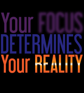 ... or anyone to distract their focus they fight to protect their focus