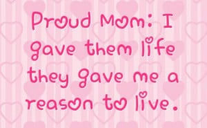 Proud Mom Quotes For Son Proud mom quotes for son proud