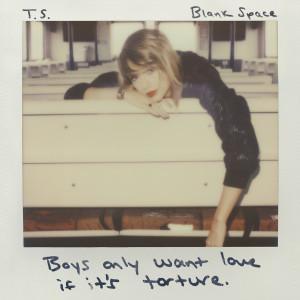 Taylor-Swift-Blank-Space- Confira a capa do single