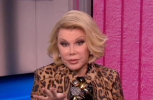 Joan Rivers' Best Quotes on Life, Aging and Dying
