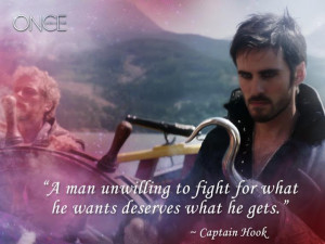 Once Upon A Time: Emma, Hook and Trust