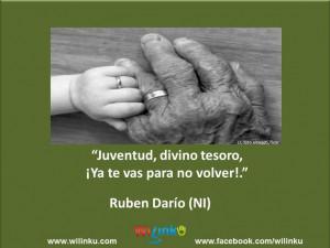 Félix Rubén García Sarmiento mejor conocido como Ruben Dario fue un ...