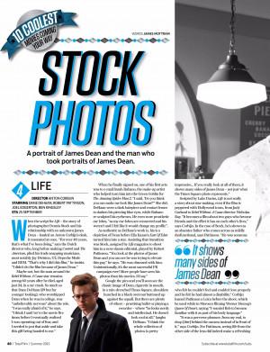 NEW STILLS & BTS PICS From 'Life' Featuring Robert Pattinson, Dean ...