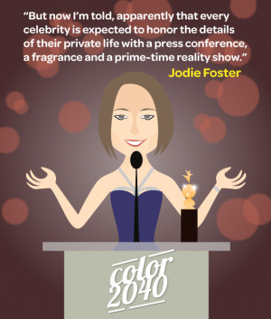 Jodie Foster quote #1