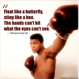 Muhammad Ali Best Quotes: The Black Superman