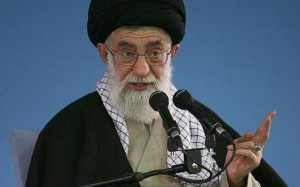 Ayatollah Khamenei is going to Qom to silence the dissident clerics ...