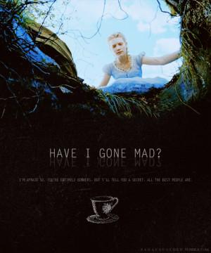 Alice • Gone Mad Alice in Wonderland » Movie - IMDb