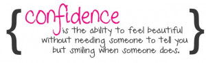 Confidence Quotes (11)