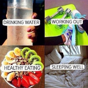 Fitness Motivational Quotes Drinking Water, Working Out, Healthy ...