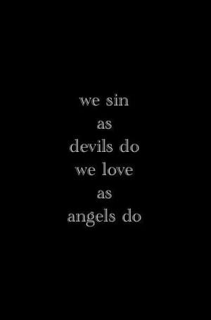 Devil vs Angels