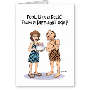 Funny 60th Birthday Card for Men