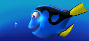 Finding Dory', Pixar's 2015 sequel to Finding Nemo