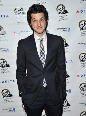 Ben Schwartz Actor Ben Schwartz attends a screening of