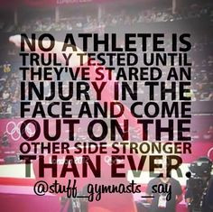 quotes athletic trainers quotes gymnastics motivation sports quotes ...