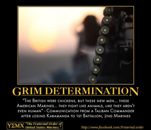 Marine Corps Motivational Posters