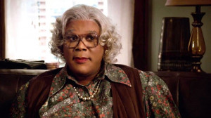 Tyler Perry Madea Quotes Tyler perry in a madea