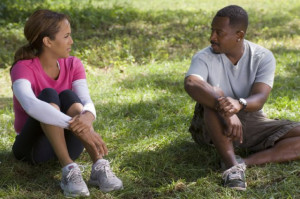 Still of Martin Lawrence and Nicole Ari Parker in Welcome Home, Roscoe ...