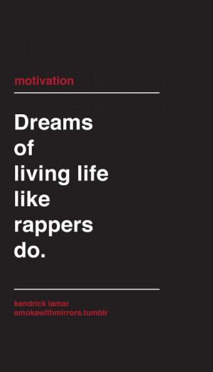 Money Trees Kendrick Lamar Quotes