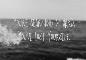 ... inspire, life, losing yourself, lyrics, photography, quote, song, text