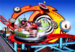 Disney Disney's Animal Kingdom Primeval Whirl