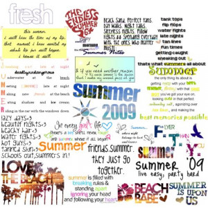Missing Summer Quotes Tumblr Summer quotes, cute summer