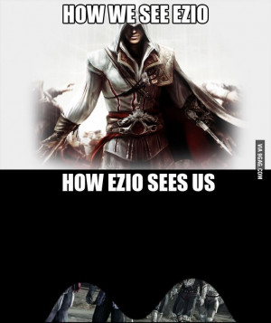 Assassin's Creed - the hood XD