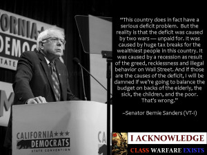 Bernie Sanders's quote #1