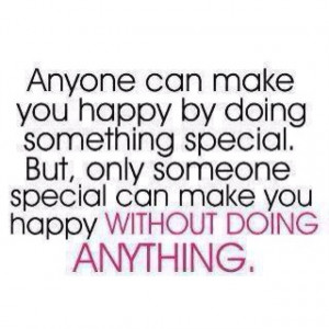 Someone special :)
