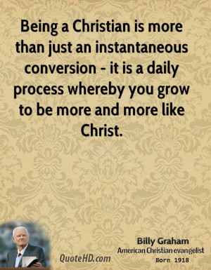 Quotes About Being A Christian