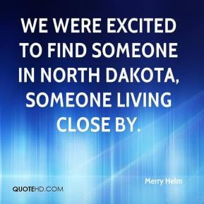 North Dakota Quotes