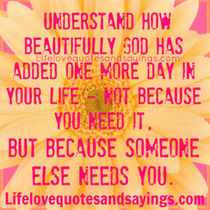 Understand How Beautifully God Has Love Quotes And Sayings