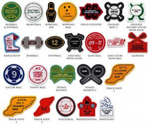 our letterman jackets are made by holloway usa letter jackets have ...