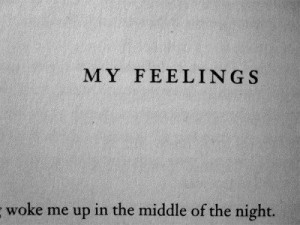 ... Night: Quote About My Feeling Woke Me Up In The Middle Of The Night