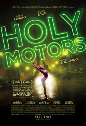 Holy Motors 2012 720p (BRRip) Ingles+SubEsp