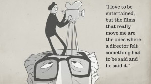 Rare interview with Roger Ebert unearthed for latest Blank on Blank