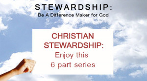 Christian Stewardship Quotes