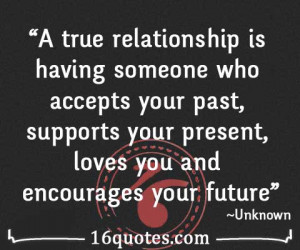 Real Relationship Quotes True relationship quote