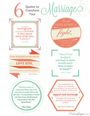... this FREE printable of marriage quotes you won't want to forget