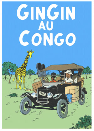 Newt Gingrich Goes to the Congo