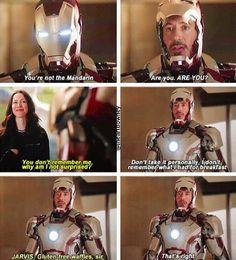Funny Movie Quotes Iron Man 3