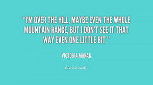 Over The Hill 50 Quotes