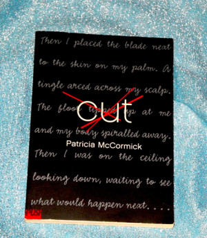 The Book Cut by Patricia McCormick