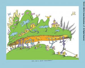 From Dr. Seuss' final book,