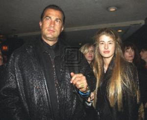 Steven Seagal 39 s Daughter Arissa Seagal