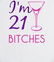 21st Birthday -