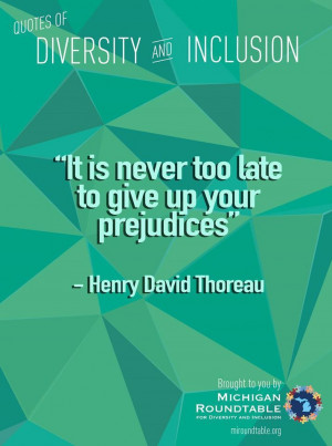 Diversity And Inclusion Quotes Quotes of diversity and inclusion