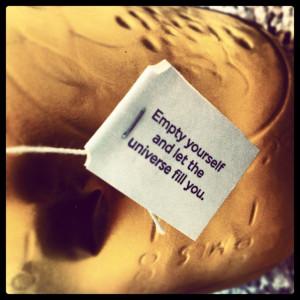 yogi tea inspiration!